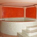 sauna v kottedzhe