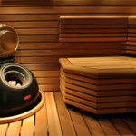 sauna v podvale chastnogo doma