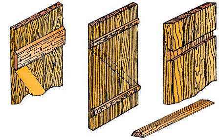 Входная дверь для бани своими руками 54