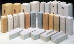 Силикатные облицовочные блоки.