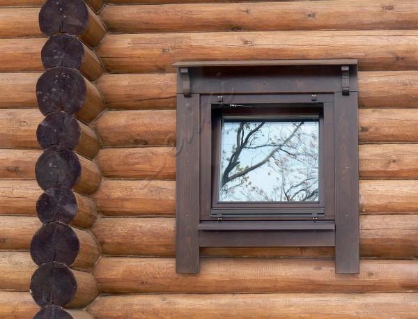 Специальные окна