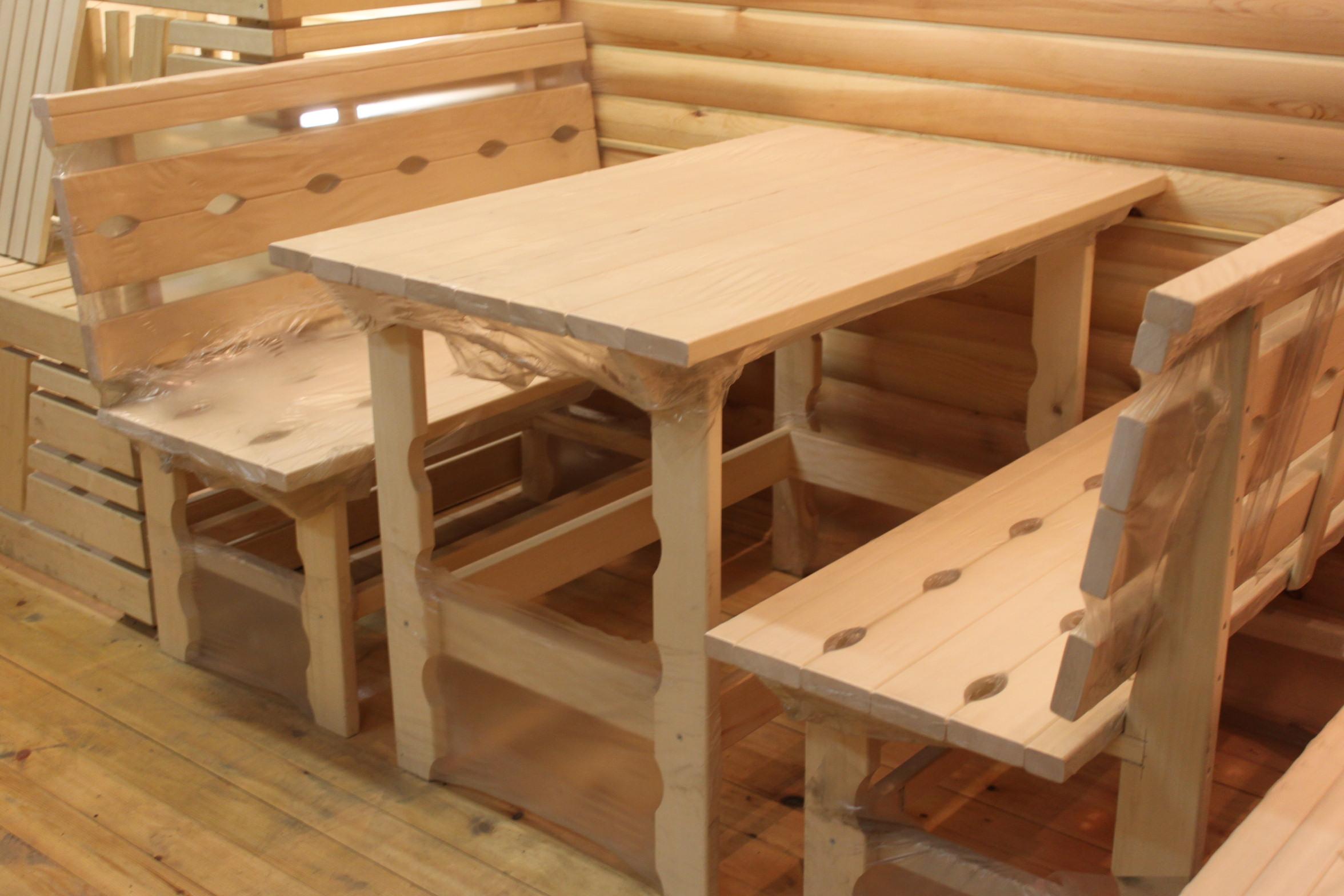 Мебель для бани: 15 готовых фото-решений для обустройства.