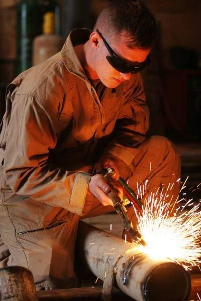 Сварка металла требует определенной сноровки и знания дела