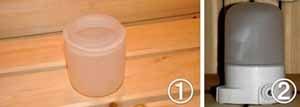 Светильник для бани и сауны можно поставить и своими руками – сначала выбираем тип