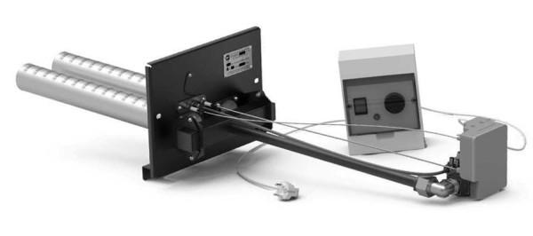 Термопары газовых печей с системами контроля и управления