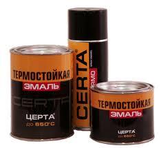Термостойкие красители для металла