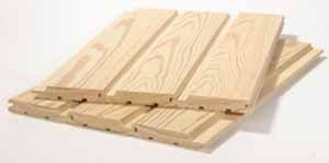 Вагонка уже конструктивно обладает очень удобными стыками на торцах панелей, что делает сборку предельно простой и быстрой