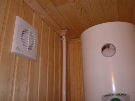 Вентиляционное отверстие в стене