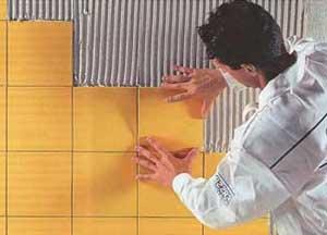 Внутренняя отделка стен плиткой